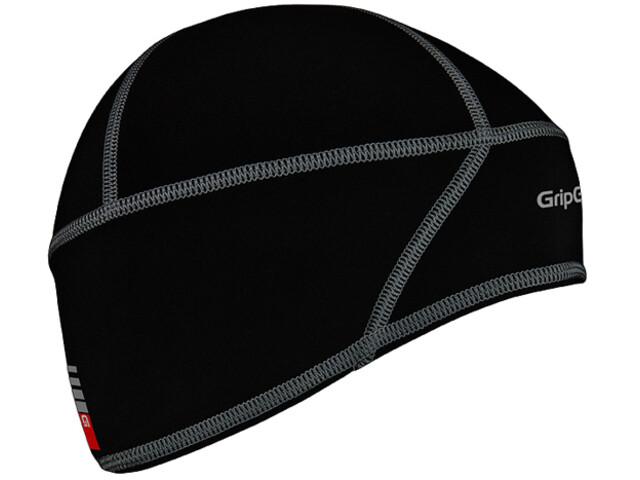 GripGrab Skull Cap Thermal Skull Cap Kids, black